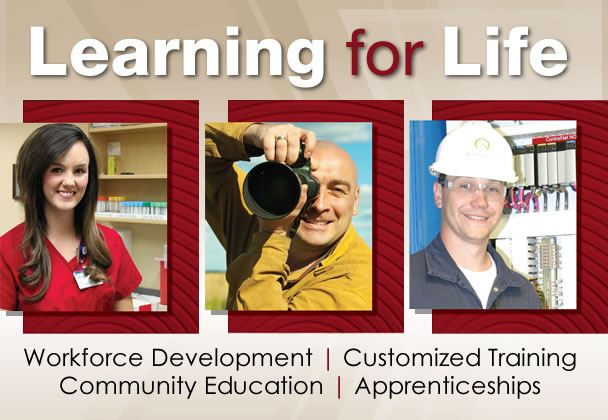 Workforce Training Classes