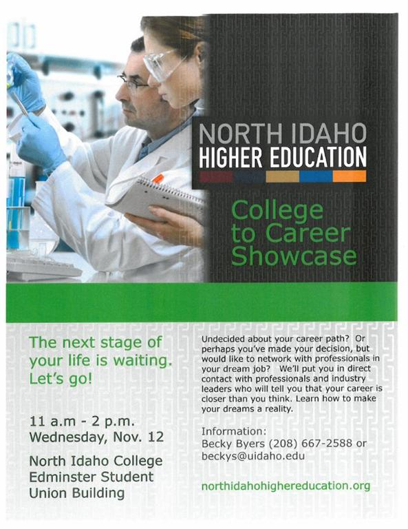 College to Career Showcase