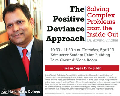 Event - Positive Deviance