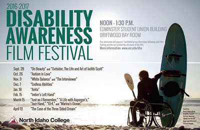 Disability Awareness Film Festival
