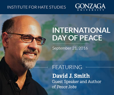 Day of Peace at Gonzaga