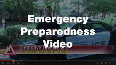 Emergency Preparedness Video