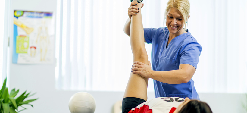 5 types of physical therapy Types of physical therapy by chris iliades, md was this helpful other therapies these include heat, ice and the stimulation of muscles and nerves with electric energy or sound waves your therapist also may fit you for and show you how to use mobility aids like crutches, shoe inserts, or braces.
