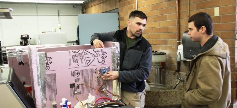 Heating, Ventilation, Air Conditioning, and Refrigeration (HVACR)