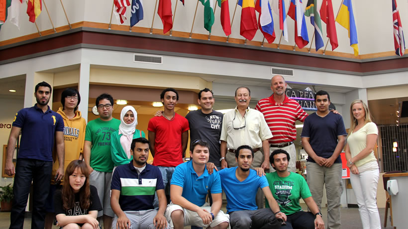 community college usa for international students