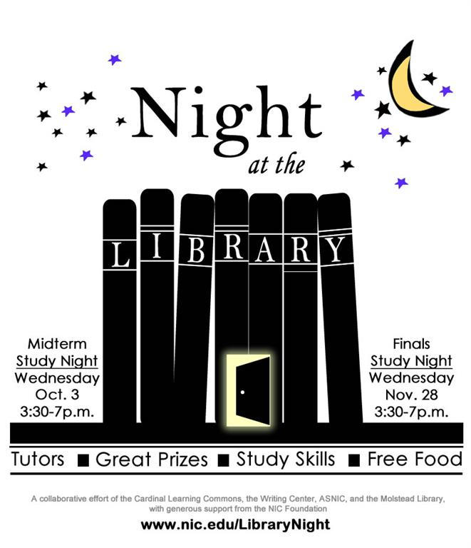 library event