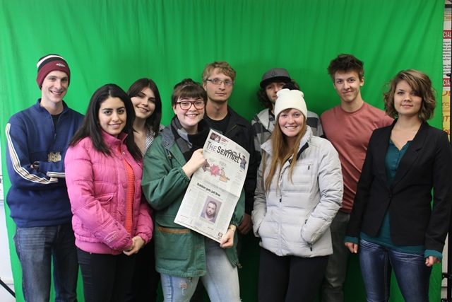 Student newspaper places 4th