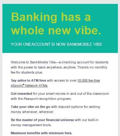 News Room: Ignore fake banking email