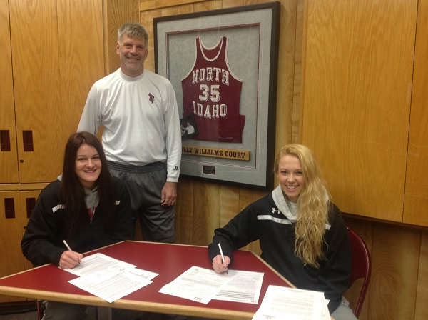 NIC Women's basketball signing