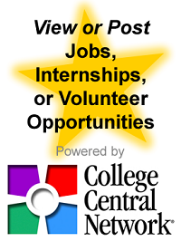Job Openings Powered by College Central Network
