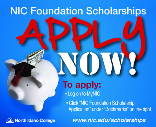 Get free money - apply for scholarships