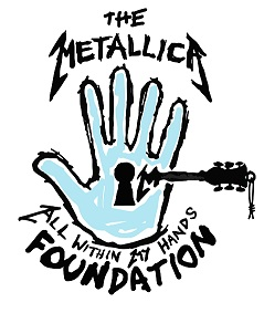 Metallica All Within My Hands Foundation logo