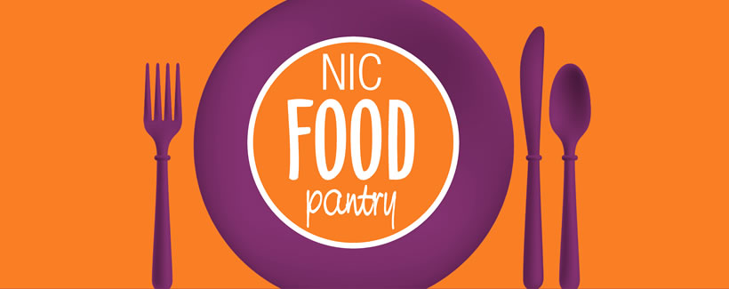 NIC Food Pantry Logo