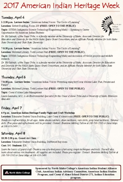 American Indian Heritage Week