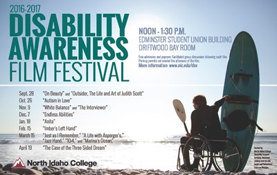 Disability Awarness Film Festival