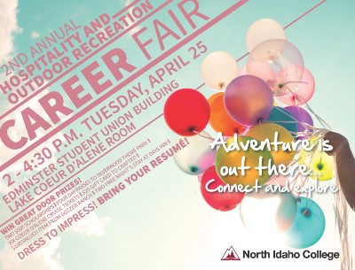 Hospitality and Outdoor Recreation Career Fair