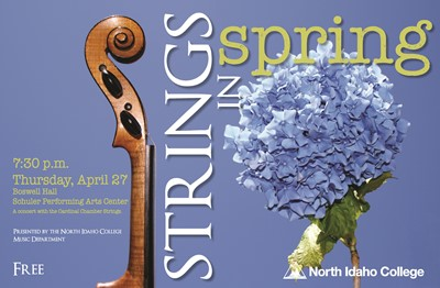 Strings in Spring Concert