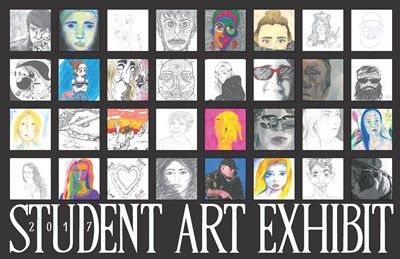 2017 Student Art Exhibit