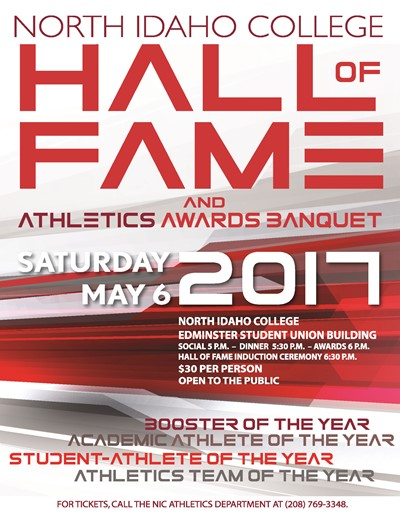 Hall of Fame Athletics Banquet