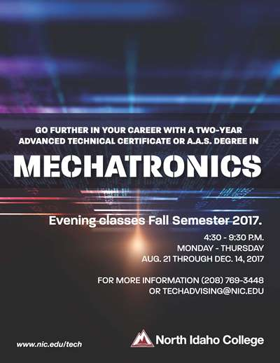 Mechatronics Evening Classes