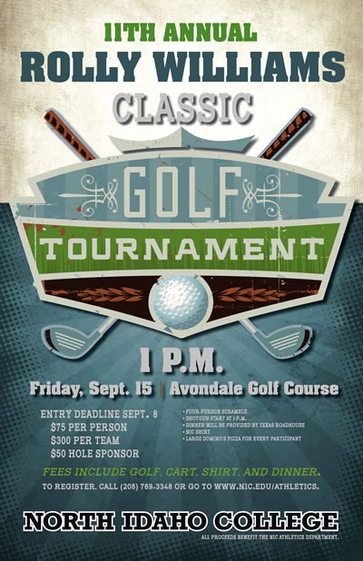 Rolly Williams Golf Tournament