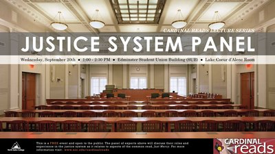 Justice System Panel