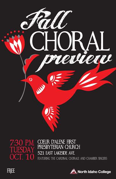 Fall Choral Preview