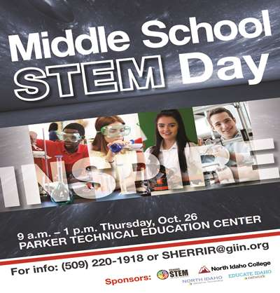 Middle School STEM Day