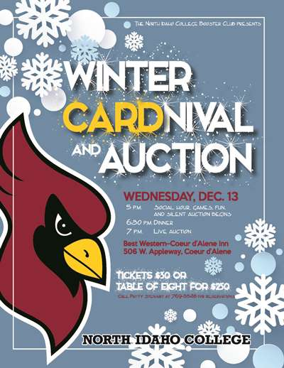 Winter CARDnival and Auction