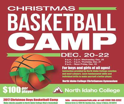 Christmas Basketball Camp