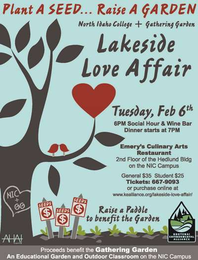 Lakeside Love Affair