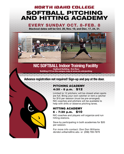 Softball Pitching and Hitting Academy