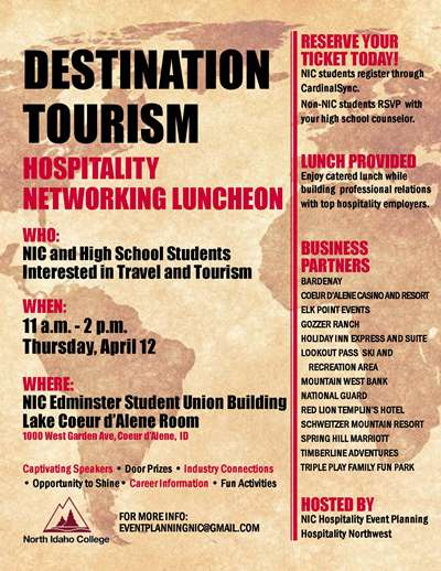 Hospitality Networking Luncheon