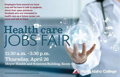 Health Care Jobs Fair
