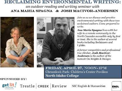 Reclaiming Environmental Writing