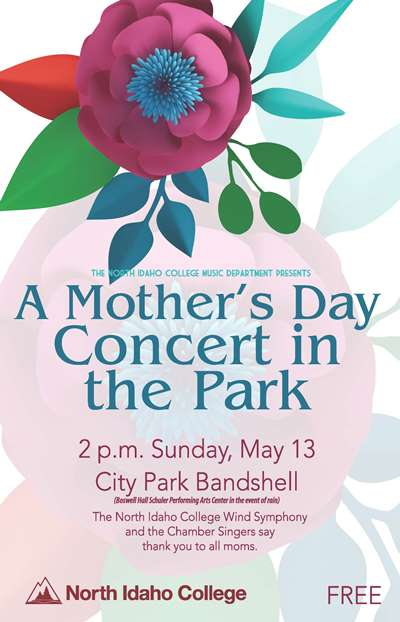 A Mother's Day Concert in the Park