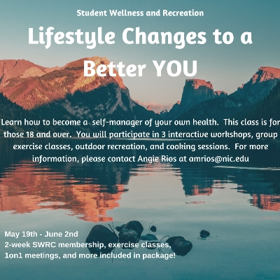 Life Changes to a Better YOU!