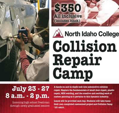 Collision Repair Camp