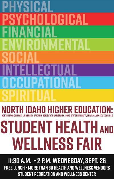 Student Health and Wellness Fair