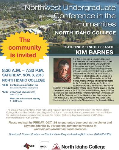 Northwest Undergraduate Conference in the Humanities