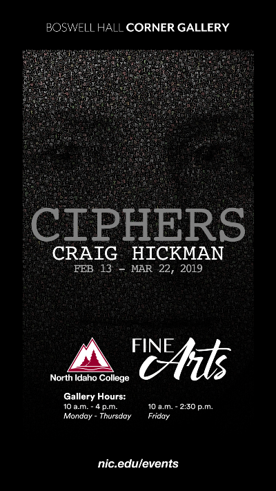 Ciphers Gallery by Craig Hickman