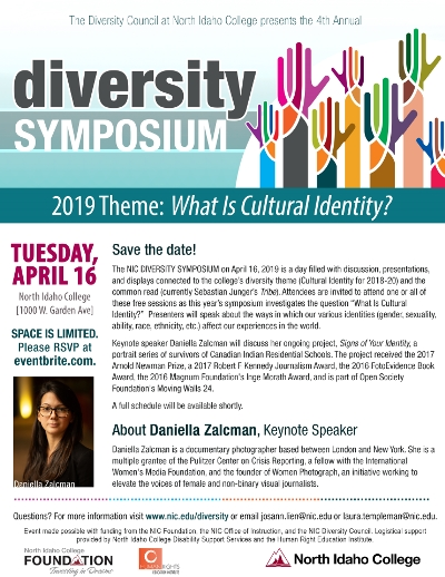 Diversity Symposium Save the Date