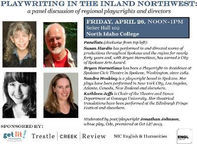 Playwriting in the Inland Northwest