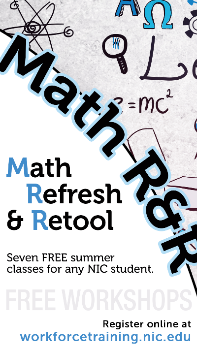 Math Retool and Refresh