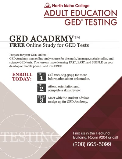 GED Academy - Prepare for your GED