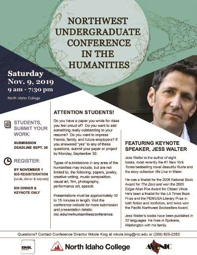 NW Humanities Conference - Home