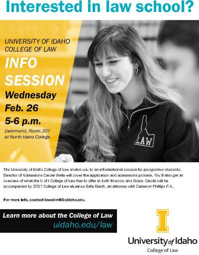 Law School Info Session