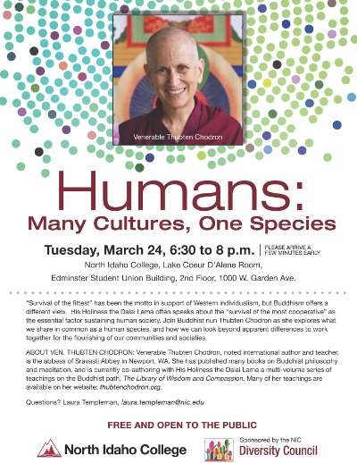 Humans: Many Cultures, One Species